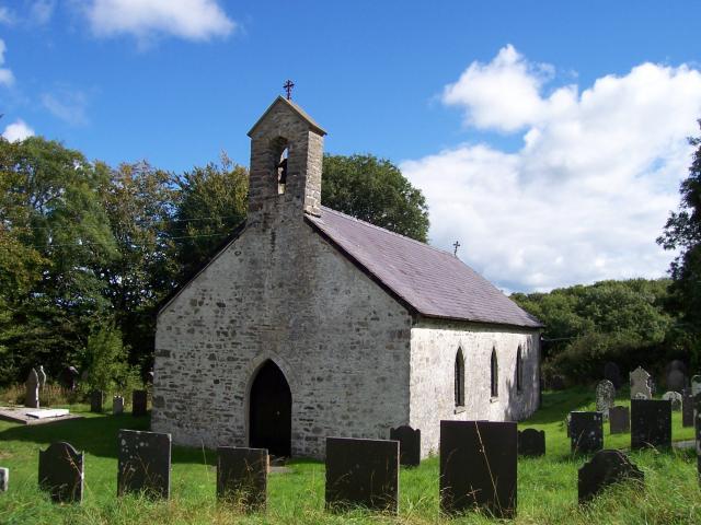 St. Tysilio Church
