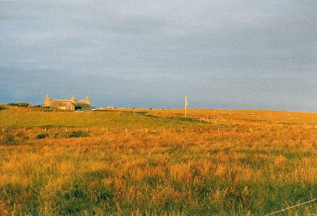 Millbrae, cottage on Sebay Farm road