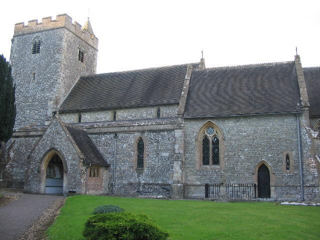 Longbridge Deverill church