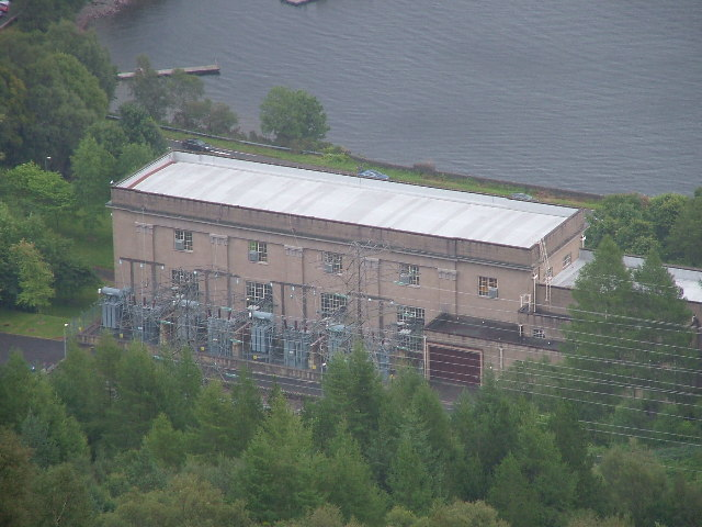 Sloy Power Station