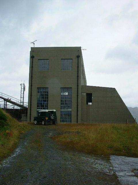 Valve House, Sloy Power Station