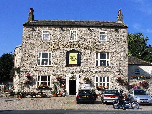 The Bolton Arms, Leyburn