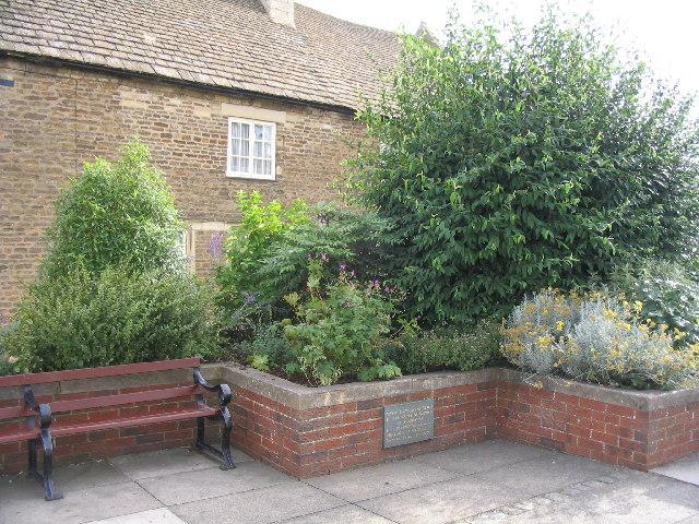 Sensory Garden, Oakham