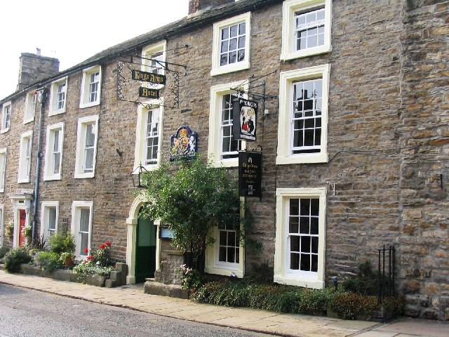 The Kings Arms, Askrigg