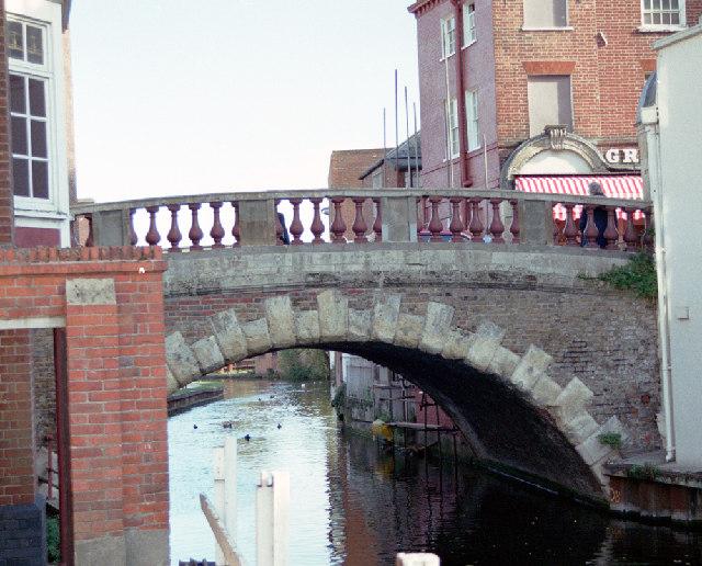 Kennet Bridge, Newbury
