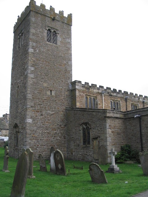 St Oswald's Church, Askrigg