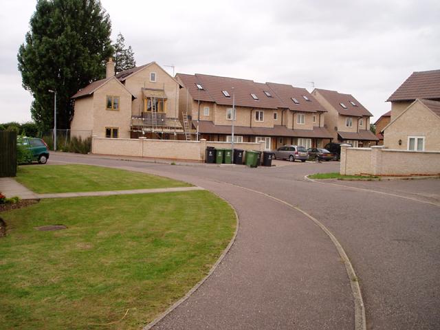 St George's Way, Impington