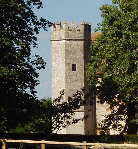 Notley Abbey