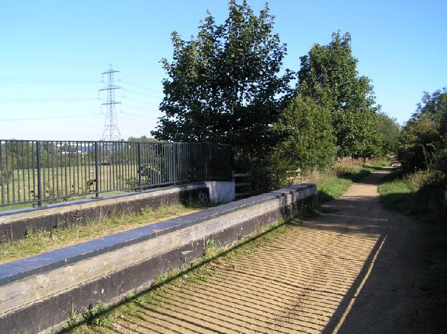 Transpennine trail near Killamarsh