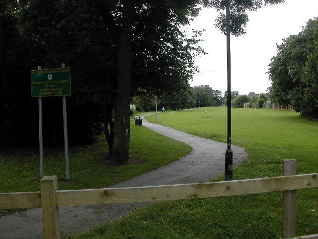 Bramcote Lane open space