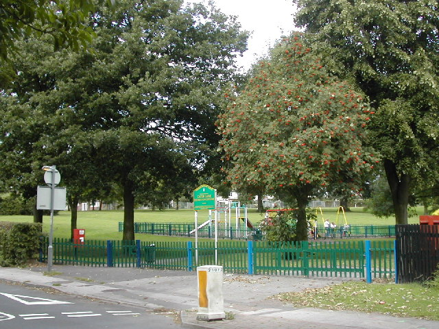 Cator Lane recreation ground