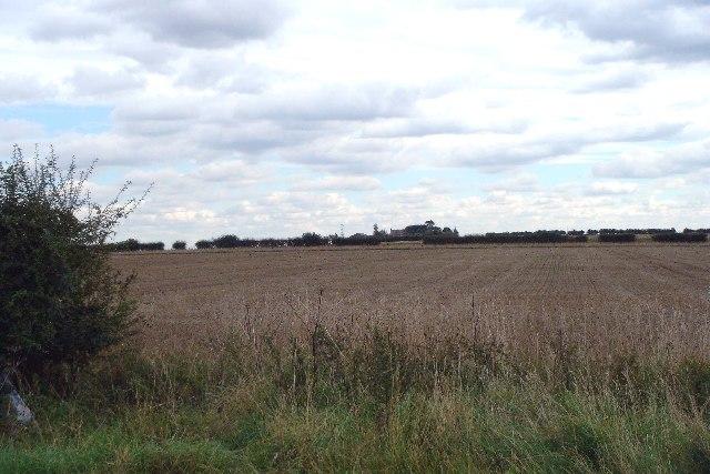 Looking towards Bonby Top Farm