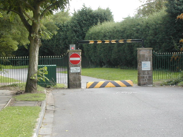 Gated Community Barrier