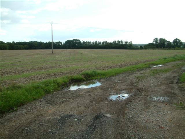 Hayden Farm, looking South