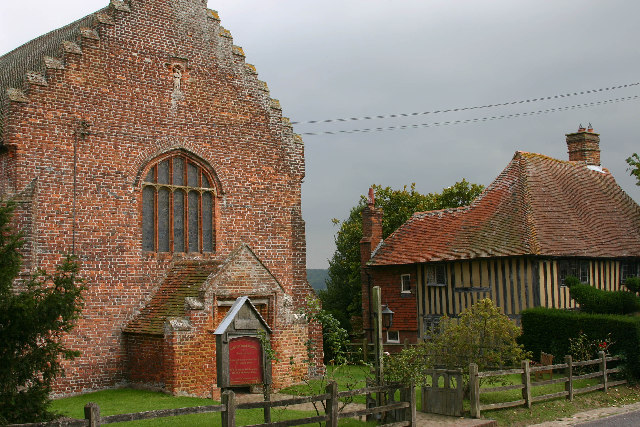 Smallhythe Church