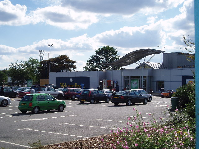 M1 Southbound Service Area, Newport Pagnell