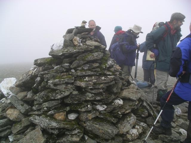 Beinn a' Chreachain : Munro No 61