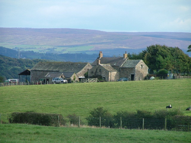 Colloway Farm, Overton, North Lancashire