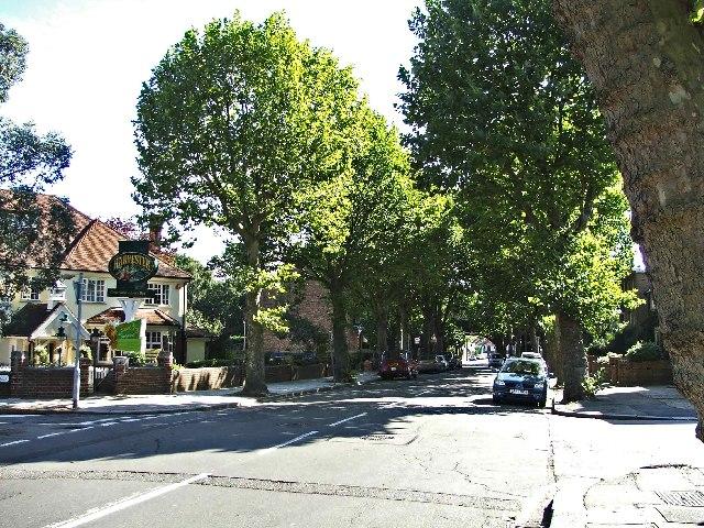 Vera Avenue, Grange Park