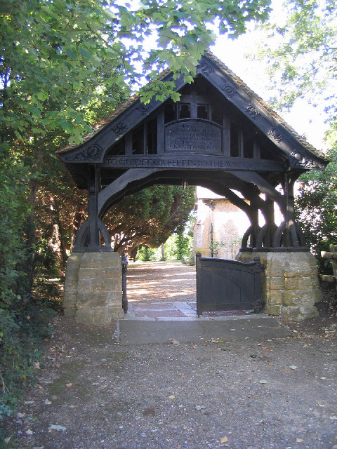 Lychgate, Great Warley Parish Church