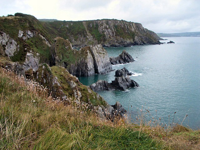 Pembrokeshire Cliffs