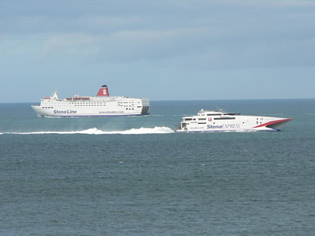 Goodwick - Rosslare ferries