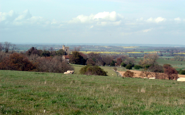 Stone Church from Knock Hill