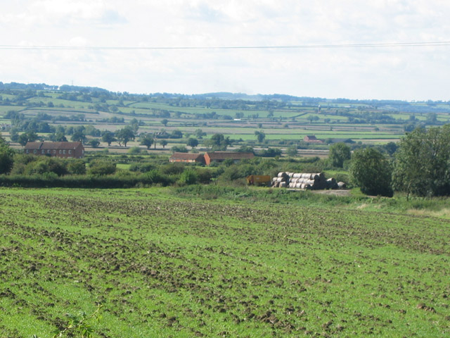 Vale of Belvoir farmland