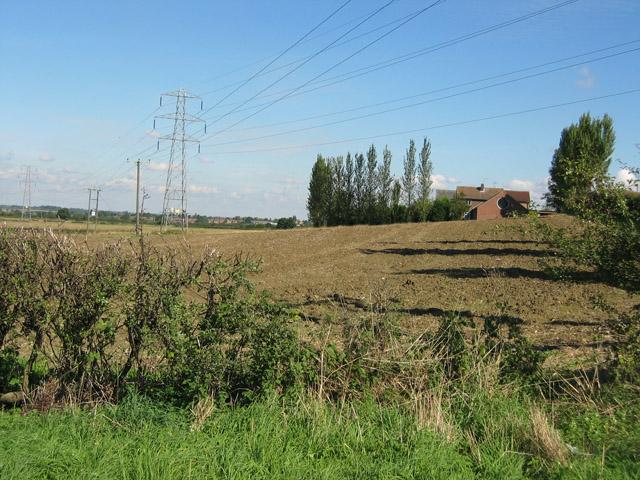 New Farm, near Harby