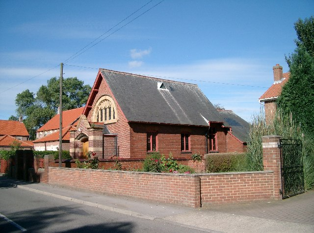 The Methodist Church, Ryther