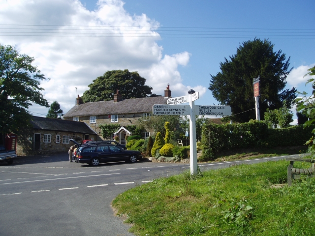 The Coach and Horses, Danehill