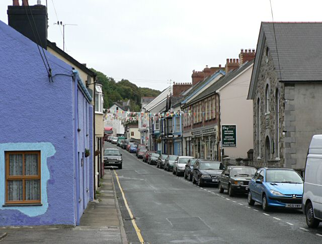 Main Street, Goodwick