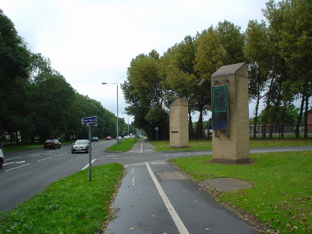 North Gate, Nottingham Trent University, Clifton Campus