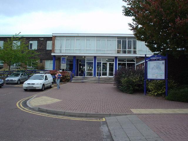 George Elliot Building, Nottingham Trent University, Clifton Campus