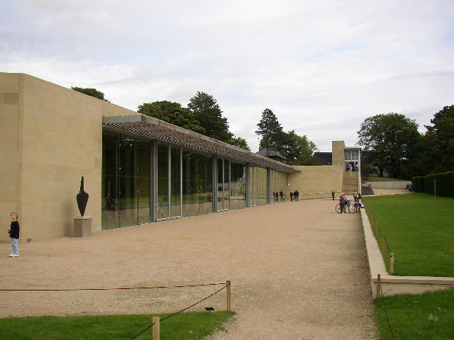 Underground Gallery, Yorkshire Sculpture Park