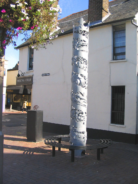 Community Artwork, Brentwood High Street