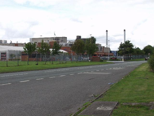 Wrecsam Industrial Estate