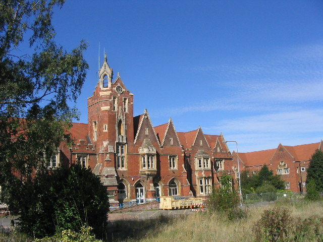 Warley Mental Hospital, Warley, Essex