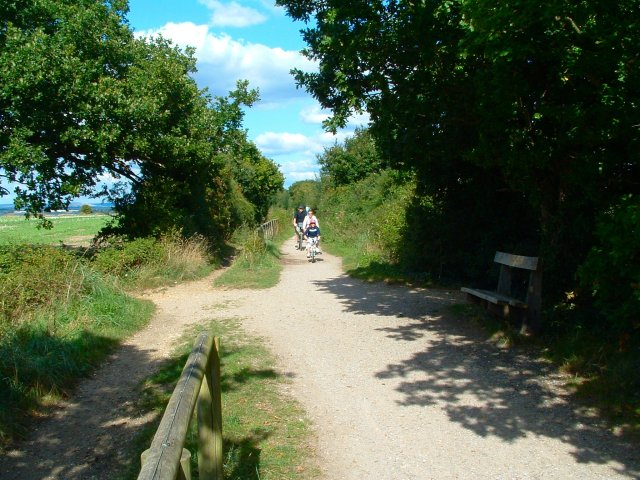 Hayling Billy Coastal Path, Hayling Island