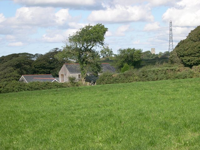 Farmland near Reeshill