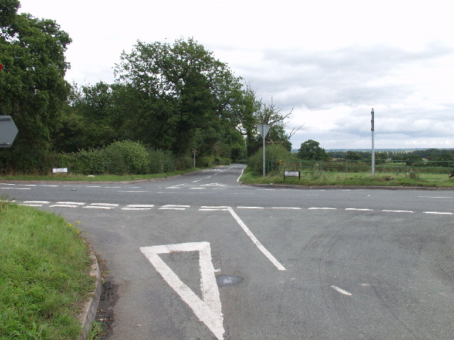Cross Roads at Cock Bank