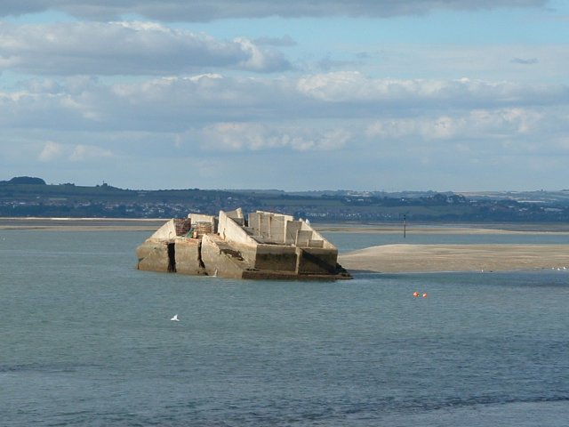 MulberryCaisson, Langstone Harbour