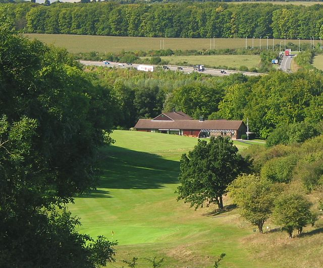 Hockley Golf Course club house