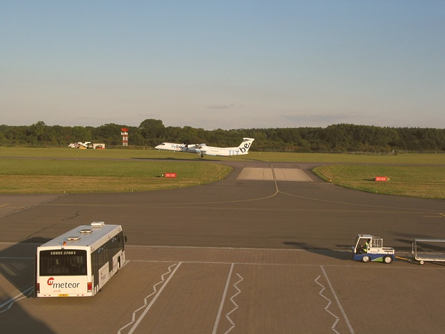 Southampton Airport looking E