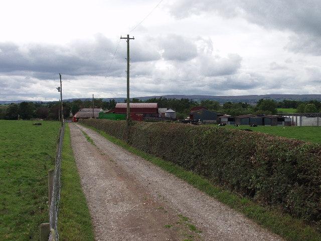 Crymbal Farm at Crabtree Green