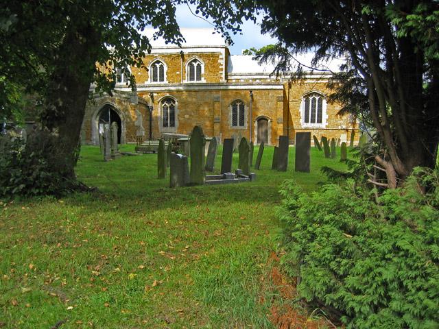 St Mary's Church, Harby