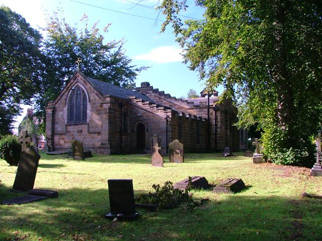 St. Cuthbert's Church, Marton