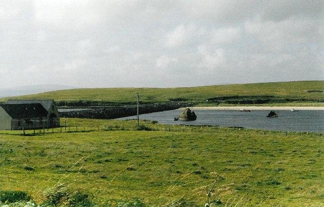 3rd Churchill Barrier