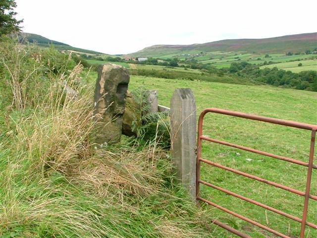Gate Post, Raisdale
