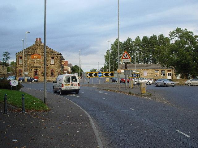 Birkenshaw Roundabout